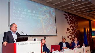 UEM Conferencia Smart Cities