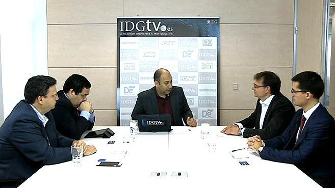 Mesa de Debate: El Estado de la Ciberseguridada