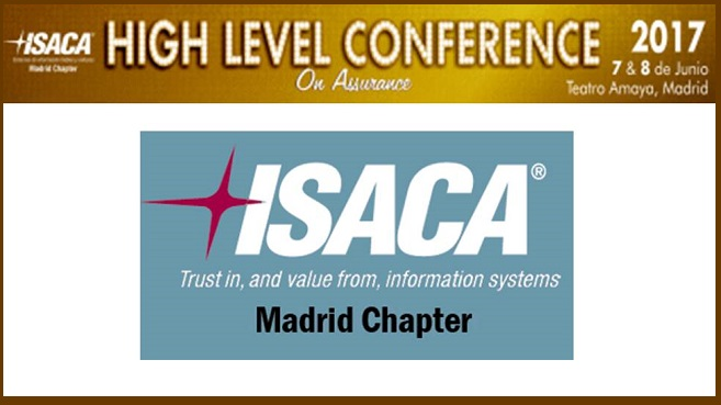 ISACA celebra High level Conference 2017