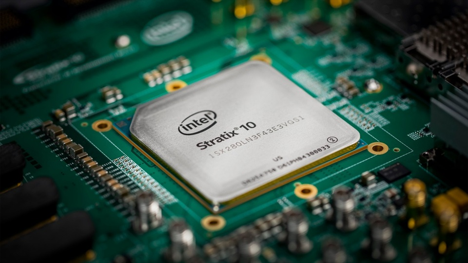 Intel chip comunicaciones