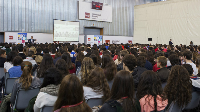 eSkills en la Universidad Europea