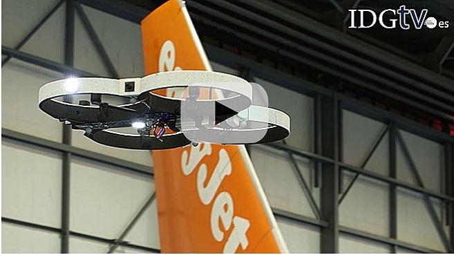 Drone EasyJet