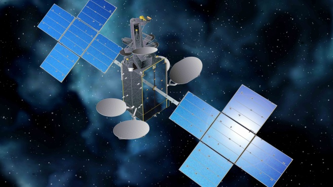 Hispasat satelite