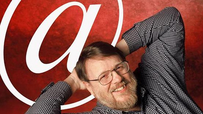 Ray Samuel Tomlinson, padre del email