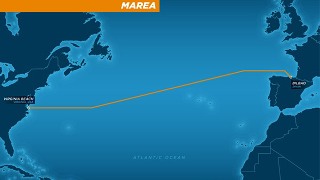Marea supercable