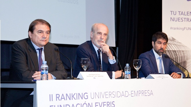 Fundacion everis Ranking Universidades