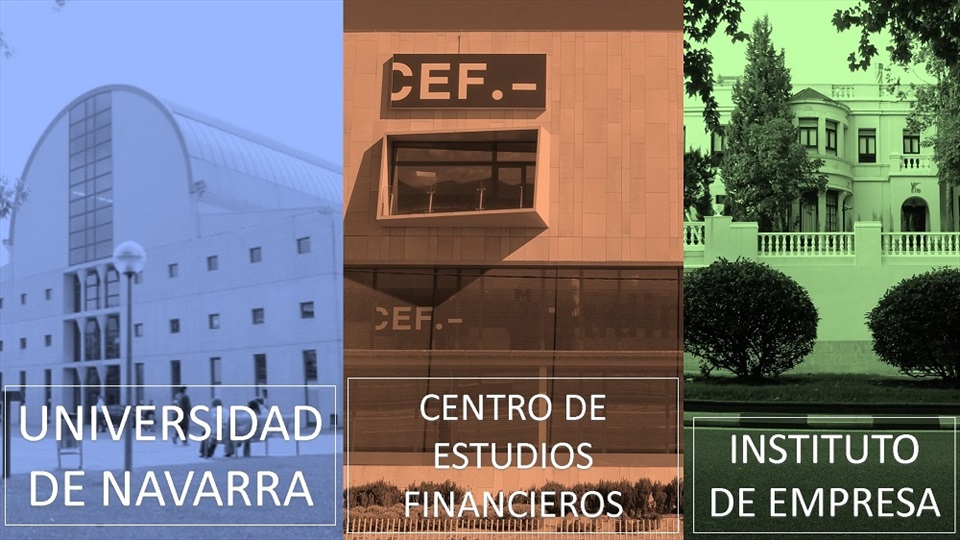 Universidad de Navarra, CEF, IE