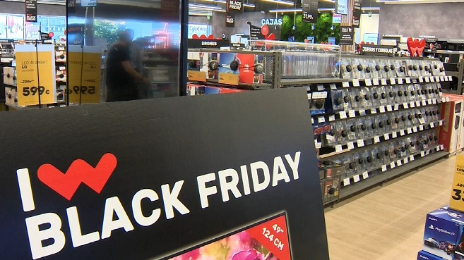Los millennials gastarán 243 euros en el Black Friday