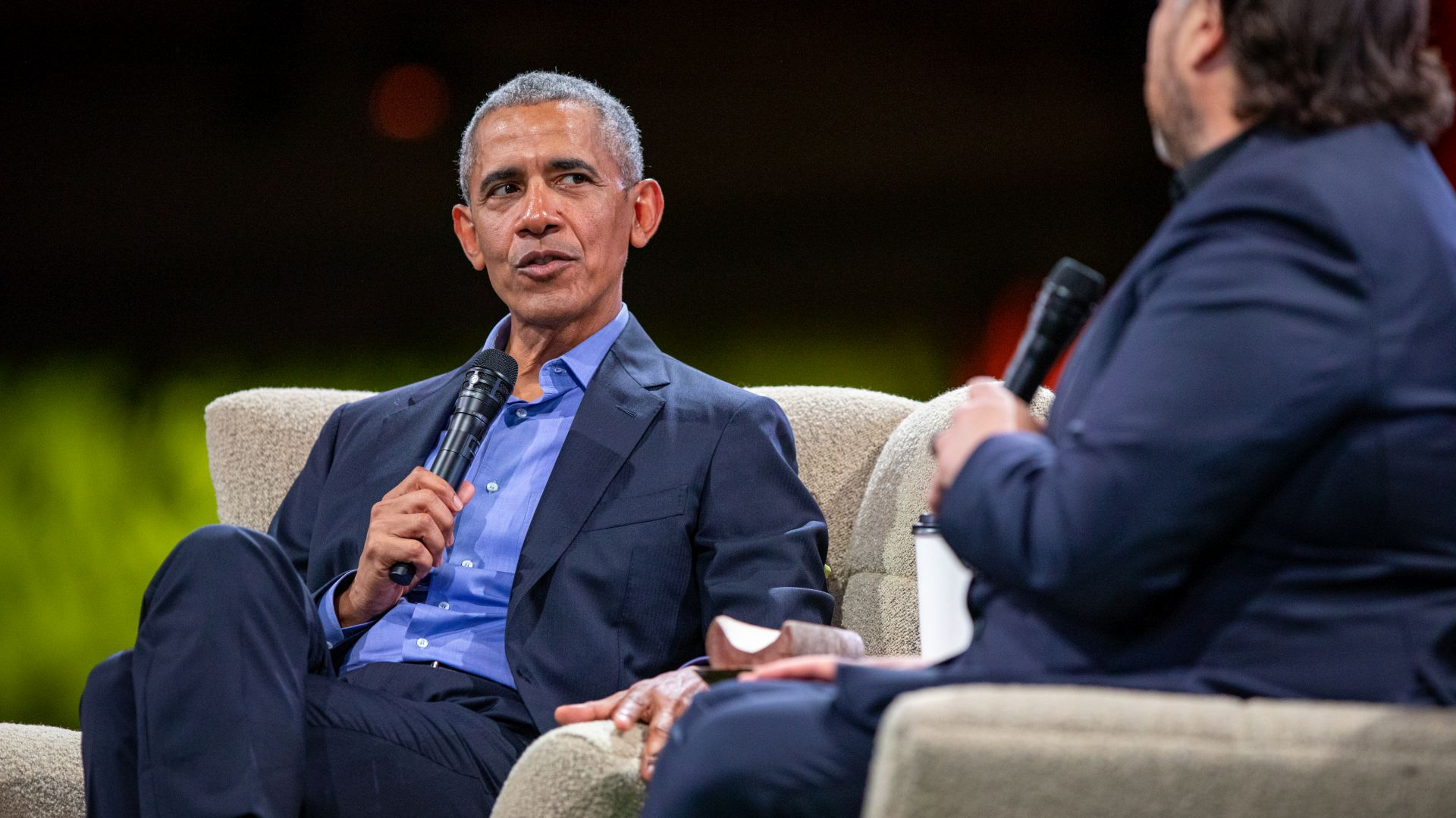 Obama dreamforce