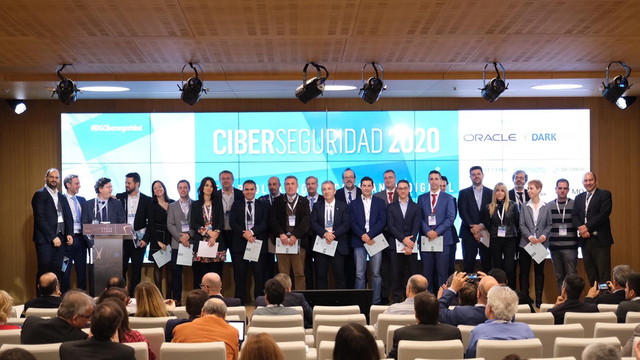 TOP 50 ciberseguridad Madrid 2020